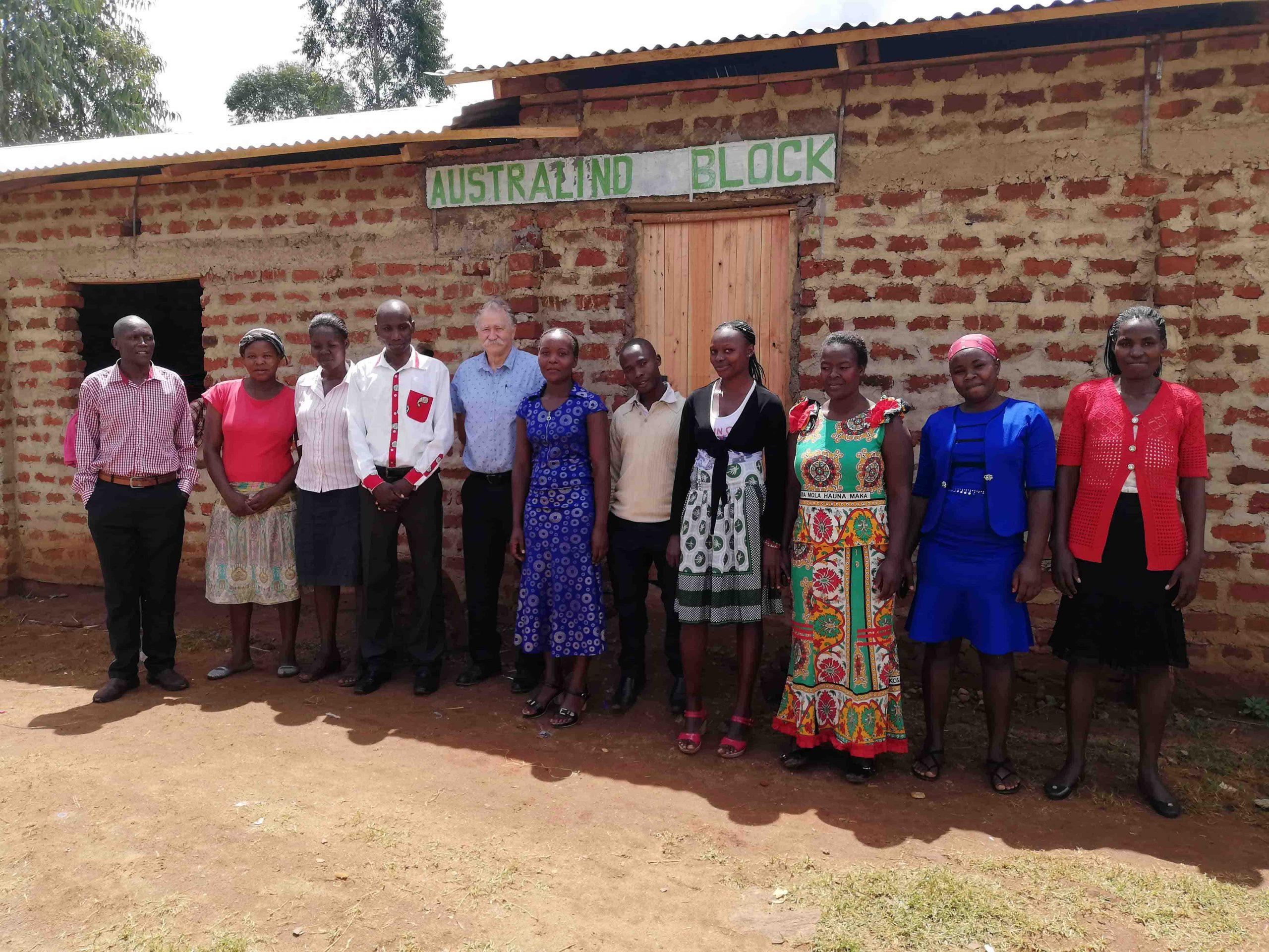 Pastor Richard Foster from Christian Reformed Church of Australind Holds Seminar